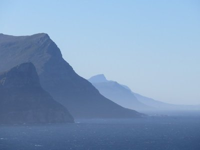 View of False Bay from Cape Point