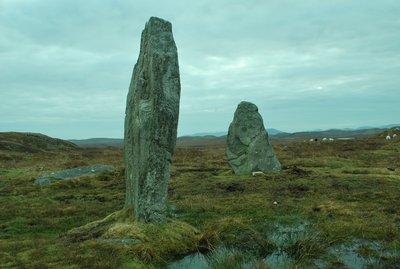 Callanish cirlce site 4, Lewis