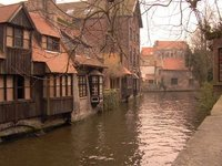 Brugges Canal