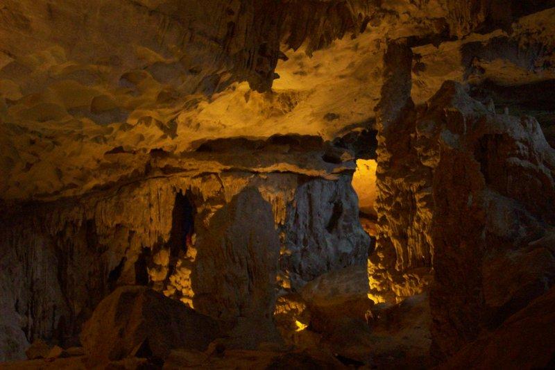 caves at halong bay 2