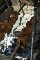 roast chicken cambodian style