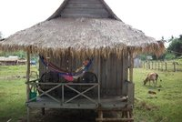our hut on bamboo island 2