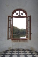 Tours - Chenonceau Window