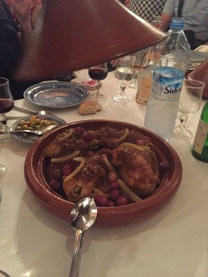 Unveiling the tajine