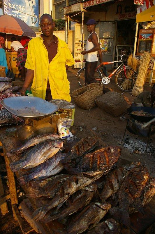 Kampala street food