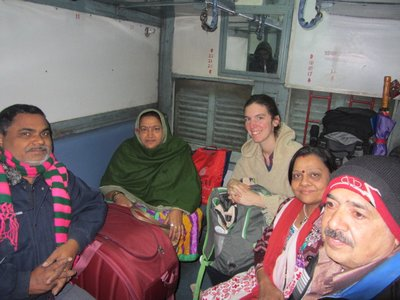 Ajmer - Mumbai en train