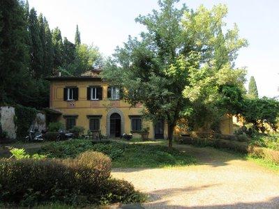 WWOOF Florence house