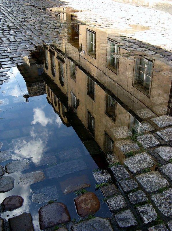 Kazimierz Reflections