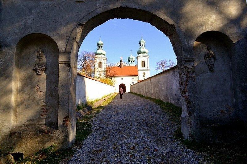 Bielany Monastery, Kraków, Poland