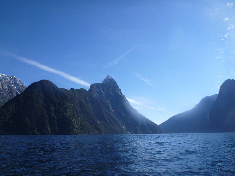 Mitre Peak, Milford Sound