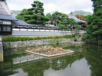 Nagano - Zenko Ji quarters