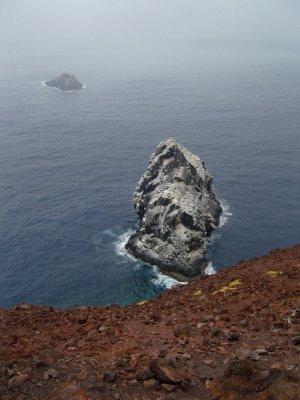 Shore Island and George Island