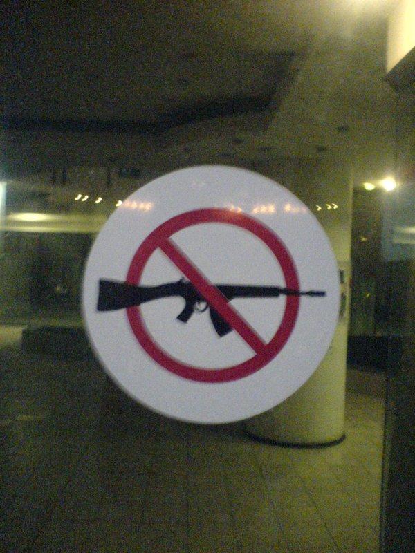 Skopje - Sign on a restaurant