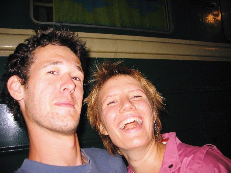 Tyumen - Me and Masha