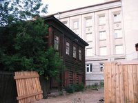 Ulan Ude - buildings