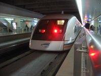 Shanghai - Maglev train