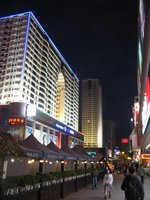 Kunming - Centre at night