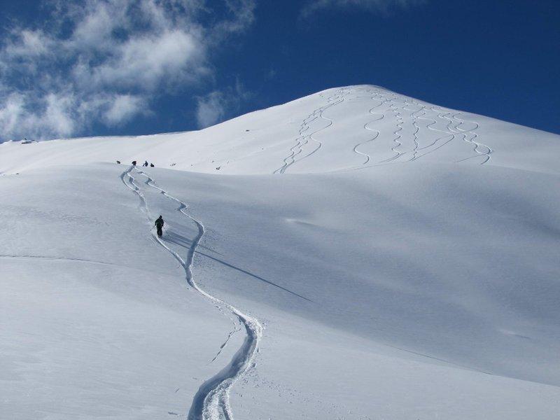 Ski-Touring in Kyrgyzstan