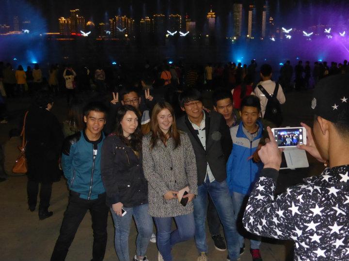 Nanchang Water Show
