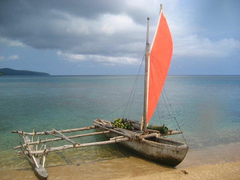 an other canoe