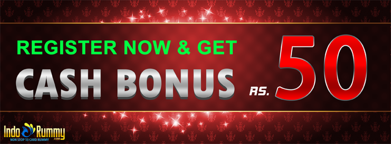 Register Now & get Rs.50
