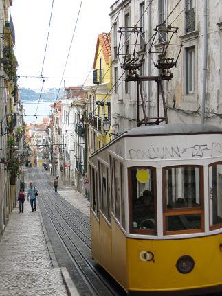 The Lisbon Tram