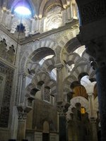Mezquita Archways
