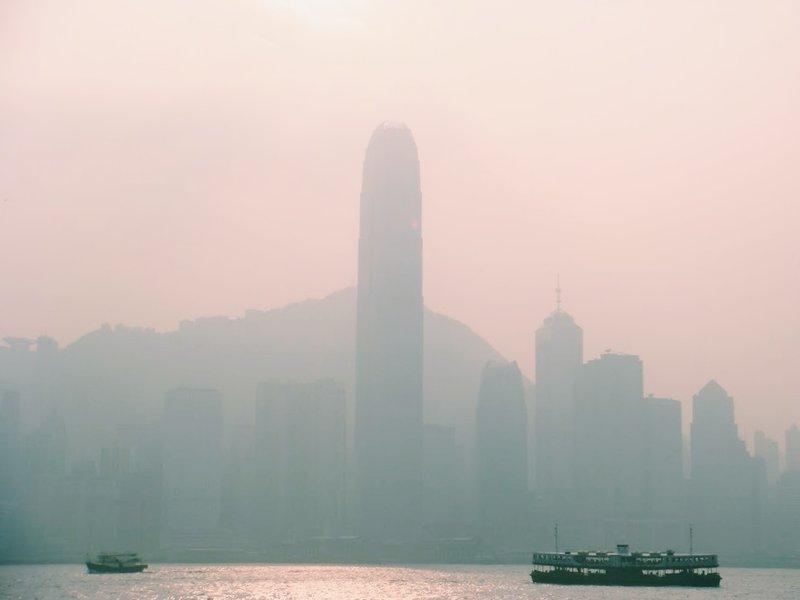 HK Skyline 2