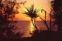 Sunset at Darwin Coast