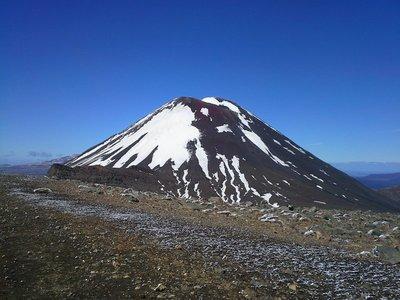 Mt. Doom....I mean Mt. Nguaruhoe