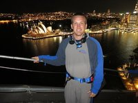 Sydney Bridge Climb - October 2014