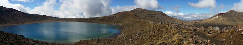 Lagon Alpine Crossing