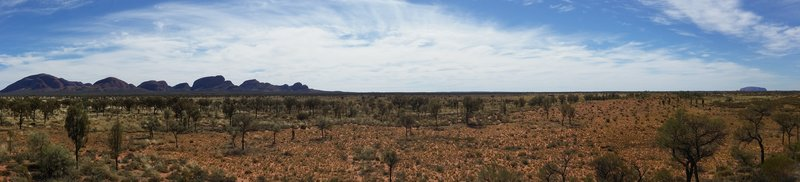 Uluru et Kata Tjuta