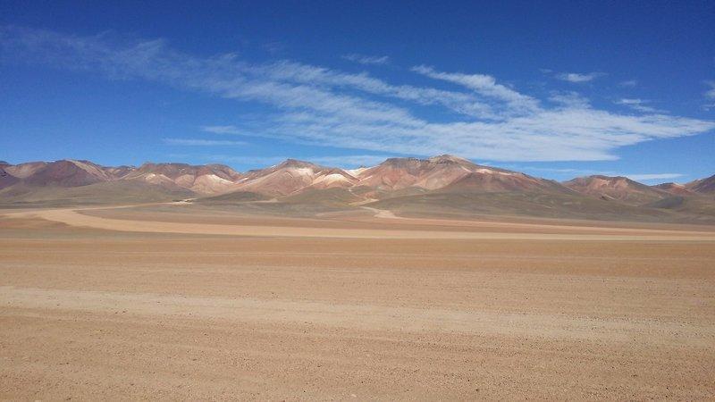 Province de Sud Lípez, Bolivie