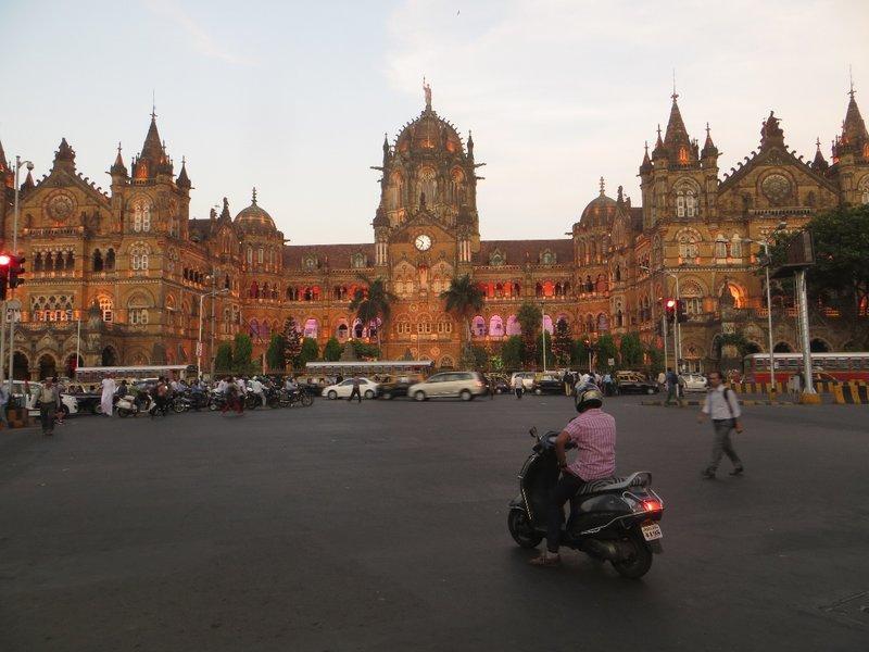 Gare Centrale Mumbai, Maharashtra , India