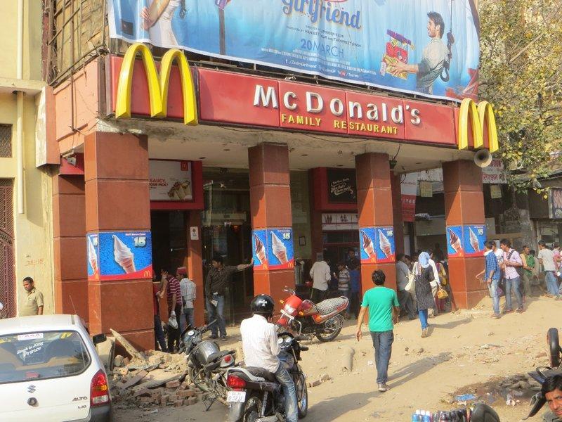 Delhi Mc Do