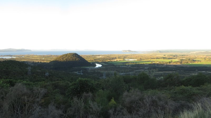 Vers Whakapapa village