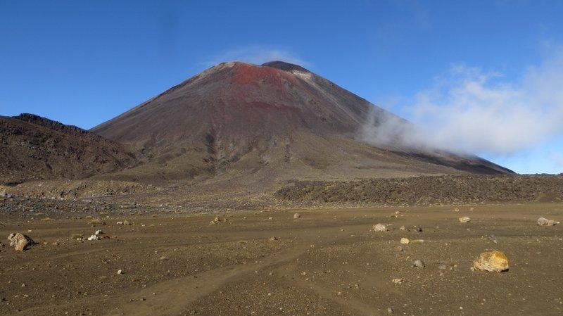 Volcan Ngauruhoe