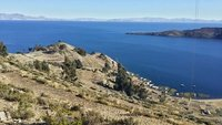Lac Titicaca, Isla del Sol
