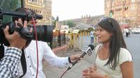 interwiew TV locale SIsa, Mumbai, Maharashtra , India
