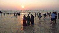 Calangute, Goa, Inde