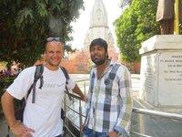 Varanasi, à l'Université