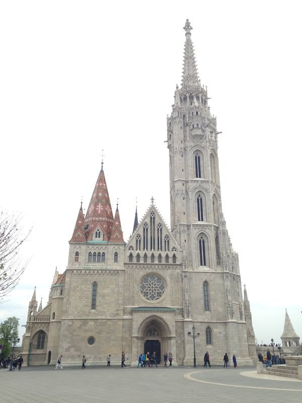 Images of Budapest - Matthias Church