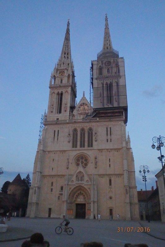 Zageb Cathedral
