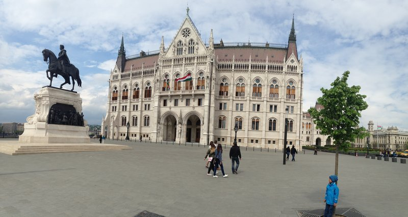 Images of Budapest - Parliament Building