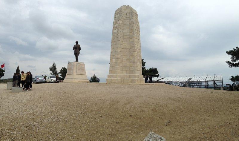 Chunuk Bair Cemetery and Memorial