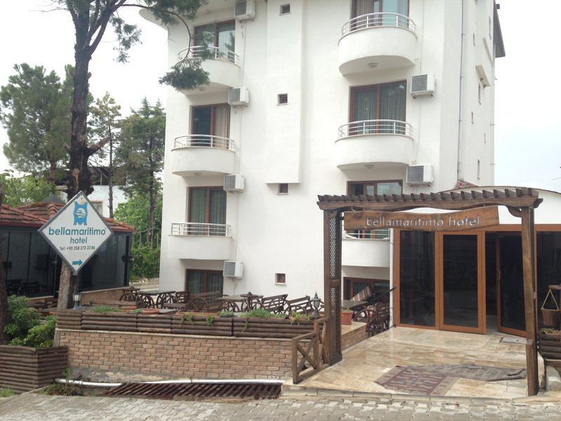 The Bellamaritimo Hotel in Pamukkale