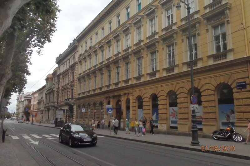 The streets, buildings and parks of Zagreb!