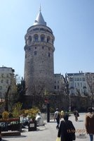 Walking the streets of Istanbul - Galata Tower