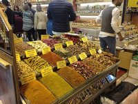 Walking the streets of Istanbul - Spice Bazaar